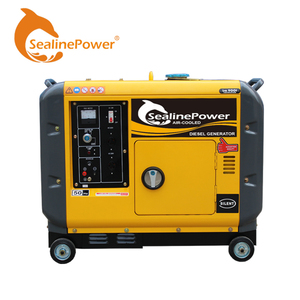 3KW 3KVA Home Use Diesel Generator Super Silent type Low Noise