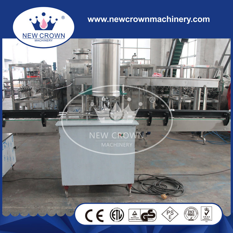 Newest 2016 hot products system small scale mineral water plant