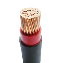 Low price xlpe insulation pvc sheath high voltage grounding power cable