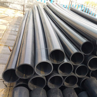 Impact Resistant UHMWPE Mine Concentrate Pipe