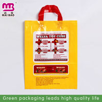 Perfect printing hdpe/ldpe plastic packaging bag for clothing