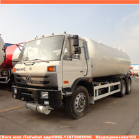 dongfeng 6*4 25 ton lpg cylinder transport truck for sale, lpg gas transport truck , lpg delivery truck