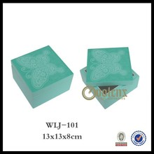Wooden Storage Box For Jewelry Wholesale (BV&SGS)
