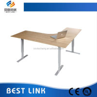 office executive desk height adjustable workstation