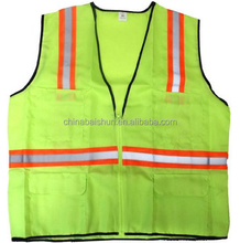 China <strong>Safety</strong> Class 2 Deluxe High Visibility <strong>Safety</strong> vests