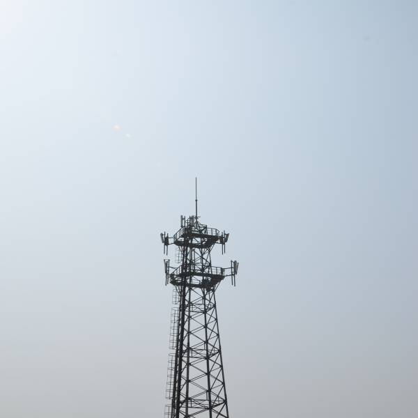 certificated communication steel tower