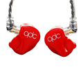 QDC HiFi Triple Driver Moving-iron Bass Noise Isolating Sport In Ear Earphone