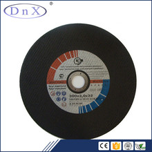 100-125mm Cutting disc and grinding wheel making machine