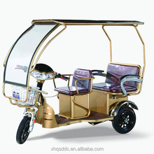 1 passenger electric tricycle with roof or we called Minibus