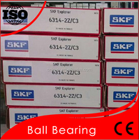 New Original SKF Ball Bearing 6314 Fast Delivery OPEN 2RS ZZ Bearing