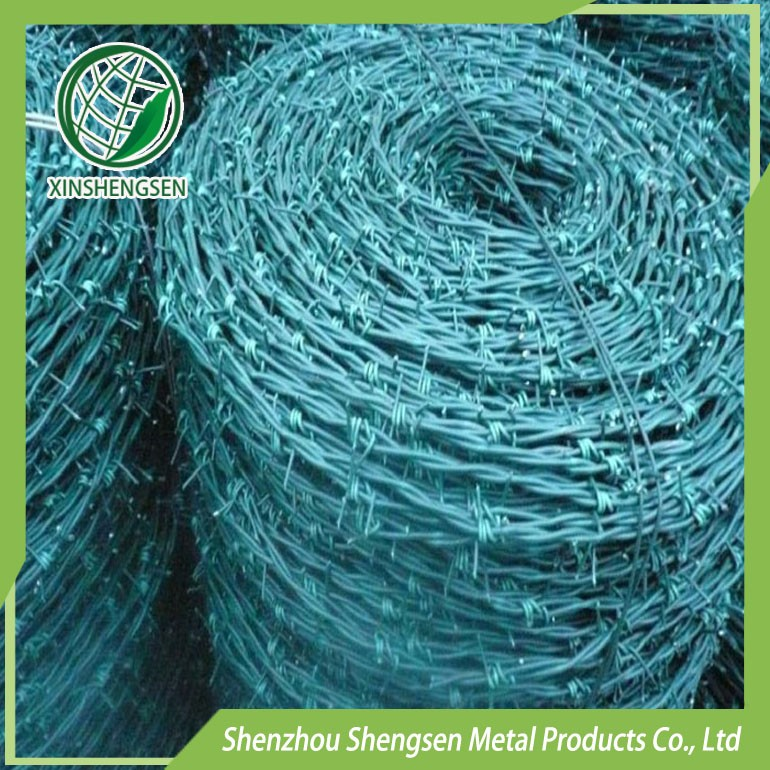 hot sale barb wire writing manufacturer