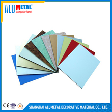 4mm EMBOSSED fireproof Corrugated Aluminum composite panel/ A2 FR ACP/ACM