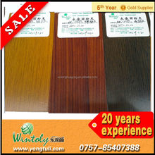 Wintoly Powder Coating-antique effect MDF wood texture powder paint prices