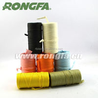 decorative arts and crafts colored craft rope