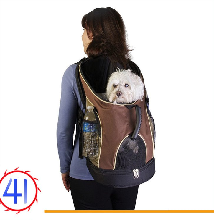 online shop china pet moving house dog carrier backpack for sale