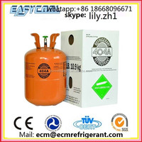 Air conditioning gas refrigerant gas r404 used cars,refrigeration building system
