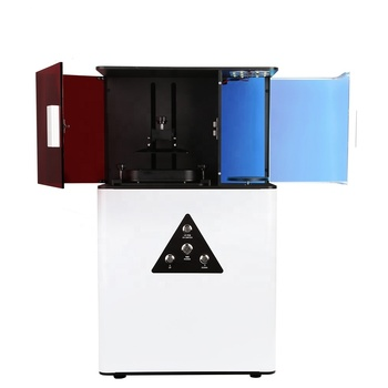 direct factory wholesale price Online support plastic resin 3d jewelry printer with CE ROHS FCC certification