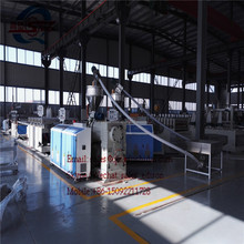 PVC THREE LAYER CO EXTRUSION BOARD SHEET PANEL PLATE ADVERTISING FURNITURE FOAM FOAMING MAKING MACHINE