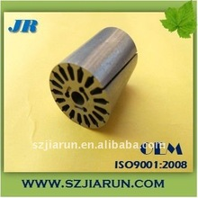motor rotor and stator stamping parts lamination winding motor core