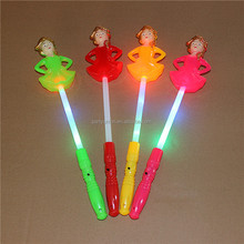 Wholesale Kids Toy Little magic fairy Princess Flashing Glow Stick Party Favor Wand