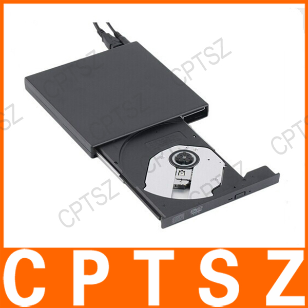2016 Newest Slim External Usb 2.0 Cd-Rw Dvd Rom Combo Drive Writer