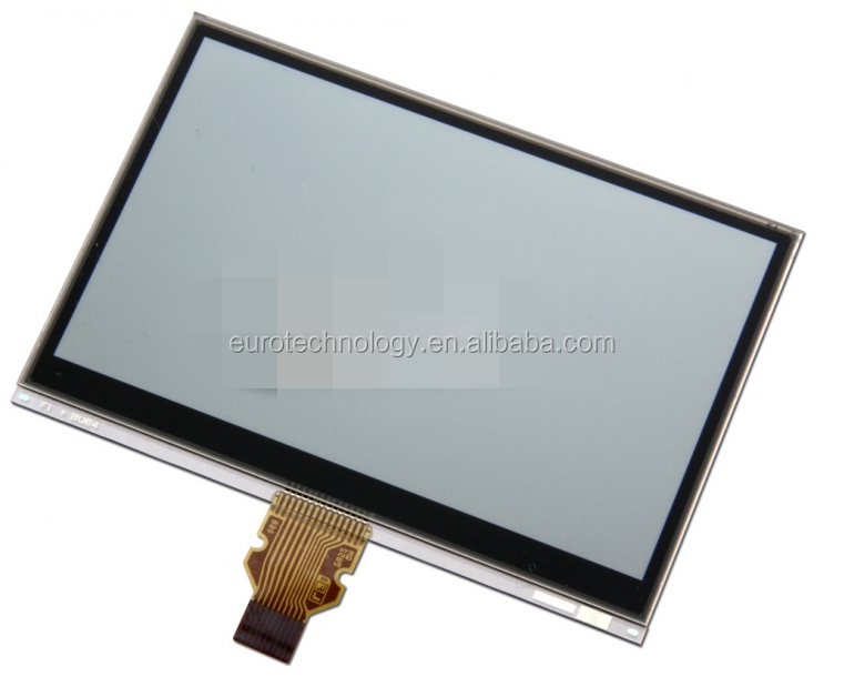 2.7inch tft lcd panel LS027B7DH01 with 400*240 resolution