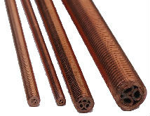 Copper Standard Tapping Electrode