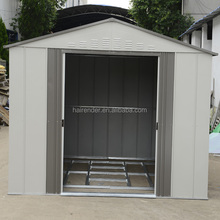 metal gardening shed for planting