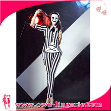 Ladies Circus costume suit Fancy Dress halloween carnival clown circus costumes