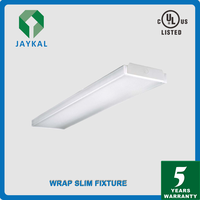 UL,cUL DLC Surface mount wrap light 24w 36W led wrap light fixture with high quality