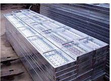 Zinc plate Galvanised Steel Plank,scaffolding planks used for construction