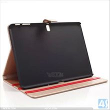 Folio Leather Cover for Samsung Galaxy Note 10.1 2014 Edition P-SAM2014EDITIONSPCA003