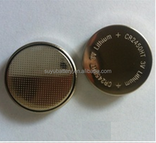 CR2450HT button cell battery/ high temperature button cell battery
