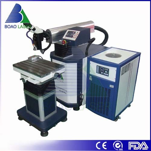 Casting Dies laser welding machine for mould repairing