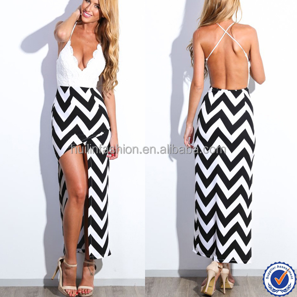 women cocktail party dresses,zig zag sexy night dress for ladies