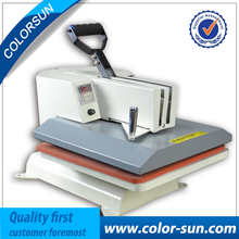 swing away/Shaking Head Heat Press Machine for Tshirt printing