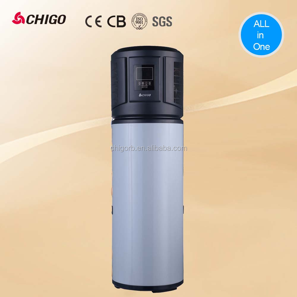 CHIGO China Supplier Long Service Life Factory Price High Quality All in One Air Source Air to Water Heat Pump