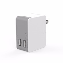 Best 5v 2a fast charging micro travel adapter portable dual usb car charger