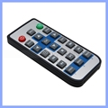 Ultra-thin Video DVD Player Control Switch 21 Keys Mini Universal DVD Remote Controller