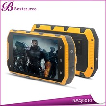 Hot sale outdoor goods IP68 5.0inch 1gb+8gb memory mtk6589 quad core rugged android phone china price