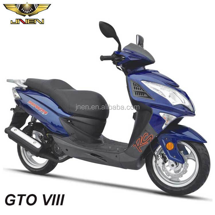 GTO VIII JNEN motor Patent design 2017 fashion model hot sales gasoline scooter 50CC/125CC EEC