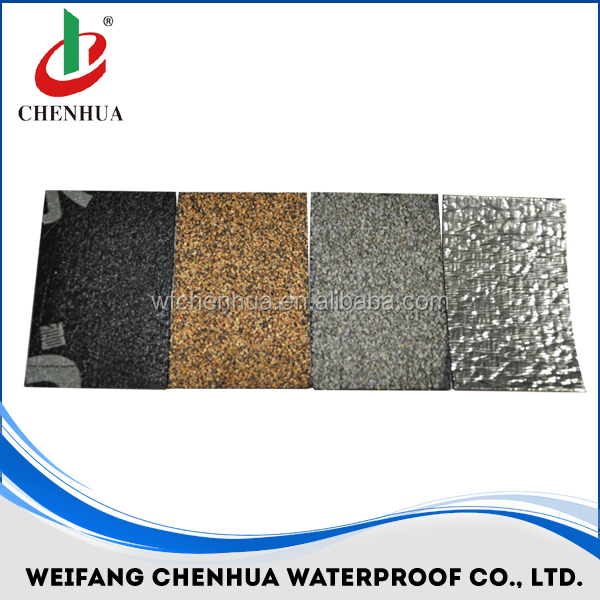 APP/SBS bituminous waterproofing membranes ,Roofing materials