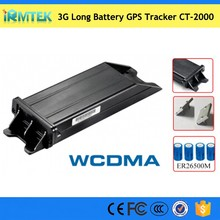 3G GPS Tracking device with a 4-year battery life Perfect for trailers, car haulers, boats, heavy equipment, and containers