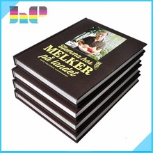custom hardcover cooking book printing suppier