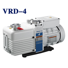 VRD-4 Dual stage oil Vacuum pump with Dual automatic anti-sucking back design