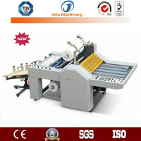 [JT-SFML520B] Semi automatic thermal film double side laminator machine