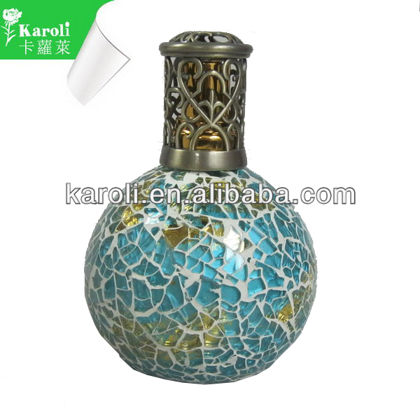 High Quality Catalytic Mosaic Fragrance Lamp Suitable For Wedding
