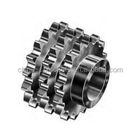 STANDARD TRIPLEX CHAIN SPROCKET DOUBLE WHEEL