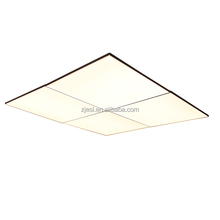 ip44 boundary wall flat 60x60 40 watt narrow frame led panel light