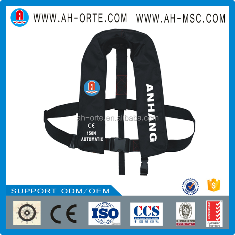Personized Inflation Lifejacket for Kayak Fishing